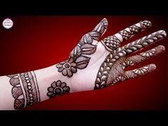 Latest Mehndi Designs for Hands Simple Mehndi Designs Fingers, Mehndi Designs For Beginners, Mehndi Designs For Girls, Unique Mehndi Designs, Wedding Mehndi Designs, Palm Mehndi Design, Rajasthani Mehndi Designs, Dulhan Mehndi Designs, Mehendi