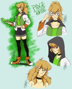 pidge holt | Tumblr----->yasss this is amazing :):D
