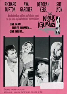 The Night of the Iguana. 1964
