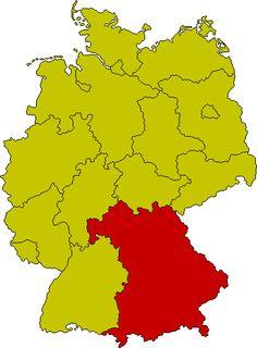 BRD / Bundesland / Bayern