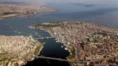 تمتد مدينة اسطنبول التركية بين قارتي آسيا وأوروبا   #تركيا #بيتك_في_تركيا #baytturk #turkey #istanbul  #اسطنبول
