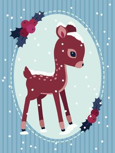 How to Create a Vintage Seasonal Greeting Card in Adobe Illustrator