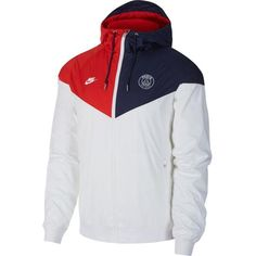 Check out our wide selection of PSG clothing, including this Nike Paris Saint Germain Windrunner Jacket. Windrunner Jacket, Psg, Nike Clothes Mens, Nike Outfits For Men, Bar Outfits, Vegas Outfits, Woman Outfits, Club Outfits, Nike Outfits