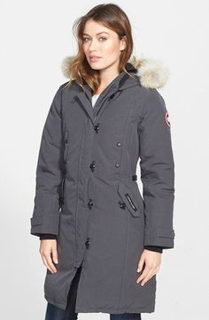 Canada Goose 'Kensington' Down Parka available at #Nordstrom