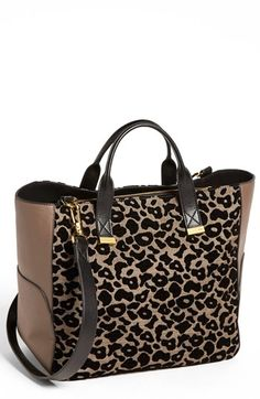 French Connection 'Animal Mania' Tote