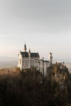 Neuschwanstein castle  #travel #travelblogger #bavaria #germany