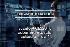 Te invito a escuchar el #Podcast de #Tecnologia Tendencias.tech | Evento #CES2018 cobertura… http://www.spreaker.com/show/tendenciastech