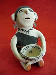 Art Education Blog for K-12 Art Teachers   SchoolArtsRoom: How the Pueblo People Learned to Create Pottery