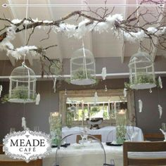 Contact Meade Cafe for any bookings for functions, training or team building: 044 873 We have wonderful conference facilities, and a menu full of delicious choices. Conference Facilities, Team Building, Choices, Menu, Training, Wedding Ideas, Table Decorations, Places, Flowers