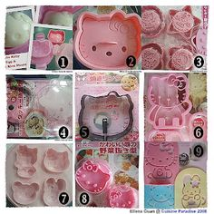 It's crazy how much I really want all of these...  Cuisine Paradise Kitchen's Tips: Hello Kitty Baking /Cooking Utensils