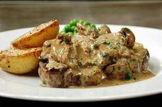 Gordon Ramsey Steak Diane