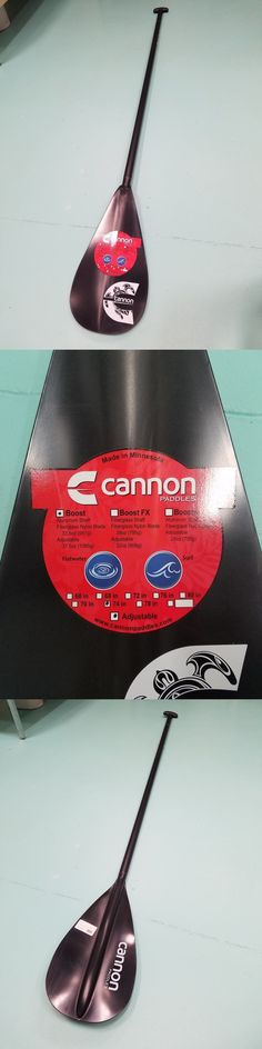 Other Surfing Accessories 71167: Cannon Sup Paddle 3761 -> BUY IT NOW ONLY: $105 on eBay!