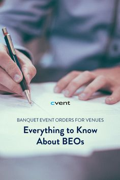 As any event or venue professional knows, a lot goes into planning and executing a flawless event. Every player needs to know their part, and it can be a challenge to keep track of all the moving pieces. That's where a banquet event order (BEO) comes in. Keep reading to find out everything you need to know about banquet event orders for venues.