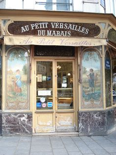 French Beauty Mark: Paris Patisserie