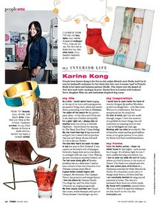 Interview in Living Etc magazine  http://bodieandfou.blogspot.co.uk/2011/12/my-interior-life-in-living-etc.html