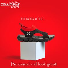 Never wear the same twice because we are coming with a wide range of exclusive series in sandals also. Lightweight Running Shoes, Running Shoes For Men, How To Make Shoes, How To Wear, Supply Chain, Sports Shoes, Casual Looks, Range, Sandals