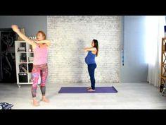 Полноценная тренировка для беременных на каждый день - YouTube