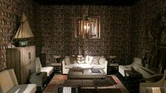 Highlights from Maison et Objet Paris September 2014. #MO14 #Furniture #Sofas #Chairs #Tables #Fabrics #Wallpaper #Accessories #Cushions #Lighting