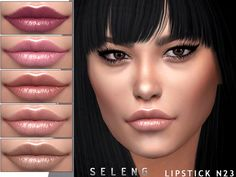 Lipstick for female Found in TSR Category 'Sims 4 Female Lipstick' The Sims, Sims Cc, Sims 4 Children, Sims Resource, Sims 4 Clothing, Sims 4 Mods, Electronic Art, Eyeliner, Make Up