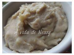 A vida de Nessy: Puré de Castanha