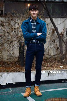 Official Korean Fashion : Korean Street Fashion I like that!