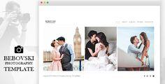 Bebovski Photography - Modern HTML Site Template for Photography (Photography) - http://wpskull.com/bebovski-photography-modern-html-site-template-for-photography-photography/wordpress-offers