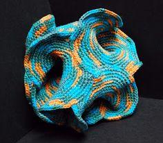 hyperbolic crochet: May 2011