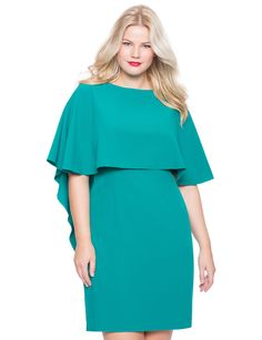 It's Officially Cool to Wear Capes, So Here Are 11 Cape Dresses You'll Need for 2016