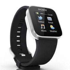 Sony smart watch:)