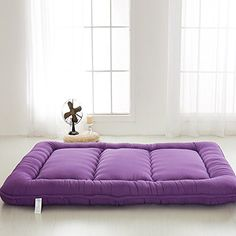 Purple Futon Tatami Mat Japanese Futon Mattress Cheap Fut...