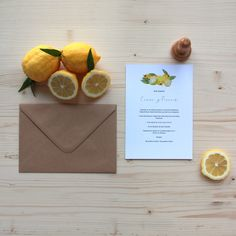 Invitación de boda LIMA Summer Of Love, Lima, Place Cards, Place Card Holders, Wedding Invitation Design, Outdoor Weddings, Limes, Slime