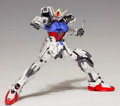 "Custom Build: MG 1/100 Perfect Strike Gundam Ver. RM ""Detailed Version"" - Gundam Kits Collection News and Reviews"