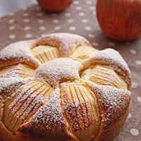 ✿簡単✿焼くまで15分!りんごケーキ♡