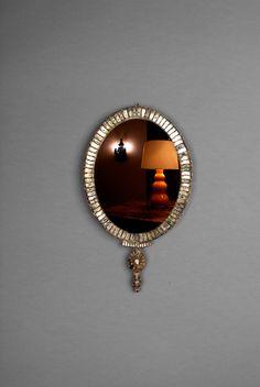 """Miroir """"Gabrielle"""" 1958.  """"Gabrielle"""" Mirror, 1958"""