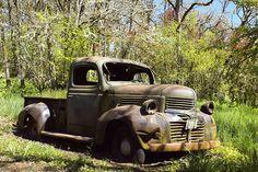 Battered Old Dodge | Flickr - Photo Sharing!