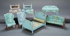 $650 Dollhouse Furnishings by Tynietoy