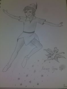 Peter Pan ve Tinker Bell