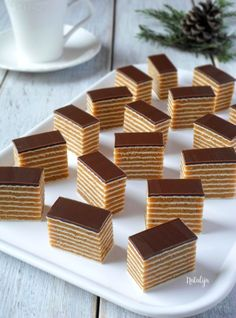 Mini Desserts, Sweet Desserts, Christmas Desserts, Vegan Desserts, Sweet Recipes, Vegan Treats, Artisan Bread Recipes, Baking Recipes, Cupcake Recipes