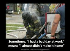 Firefighters ~ Repinned by Crossed Irons Fitness (Let fitness be a tool to use to stay alive.)