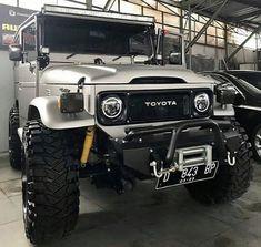 Toyota Hilux, Toyota Lc, Toyota Trucks, Toyota Cars, 4x4 Trucks, Custom Trucks, Toyota Land Cruiser, Land Cruiser 4x4, Jeep Cars