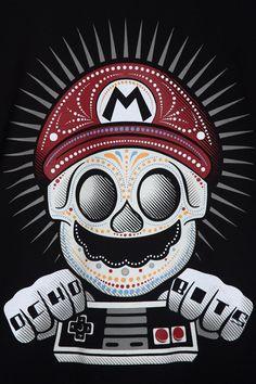 tatuagens de caveiras mexicanas femininas - Pesquisa Google