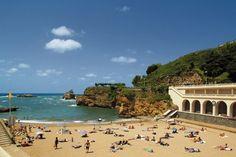 Biarritz Plage du Port Vieux