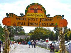 White Post Farm, Melville, NY