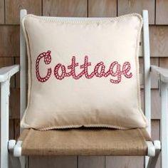 Cottage Boat Rope Style - Nantucket Red - cottage coastal