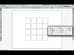 Create an Easy Image Grid Layout in Adobe InDesign - YouTube