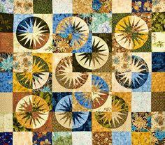 Desert Sky~Quiltworx.com  Made by Eileen Rubanek