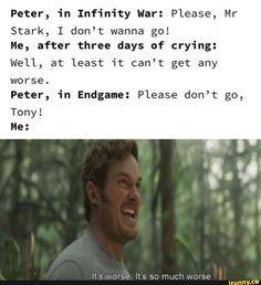 Bild memes 2 Kommentare - iFunny-Peter, im Unendlichen Krieg: Bitte, . Avengers Humor, Marvel Jokes, Funny Marvel Memes, Dc Memes, Marvel Avengers, Thor Meme, Marvel Dc, Disney Marvel, Marvel Films