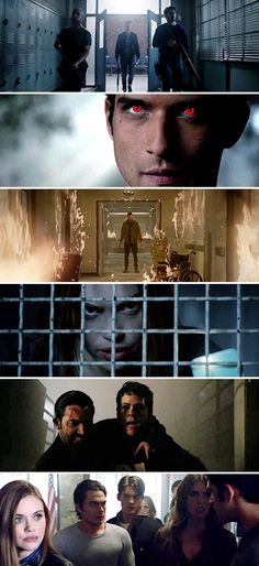 Teen Wolf 6b - We opened the door to another world. Something came out with us. There's always a price to pay.