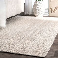 You'll love the Burrillville Hand-Woven Off-White Area Rug at Birch Lane - With Great Deals on all products and Free Shipping on most stuff, even the big stuff.