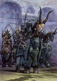 Mark of the Horsemen - Hearthstone: Heroes of Warcraft Wiki